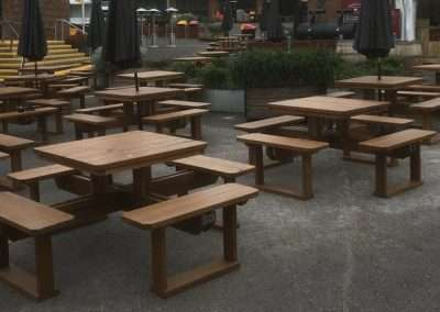 Big Event Picnic Tables for Hire & Sale